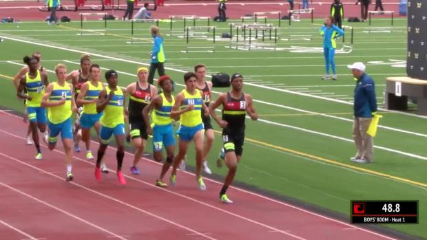 Down to the Wire at Woodbridge WATCH Boys Sweepstakes