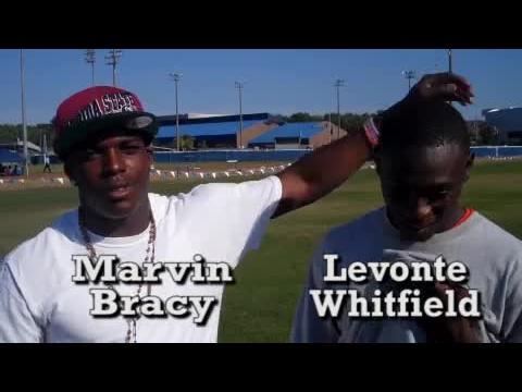 Marvin Bracy vs levonte whitfield