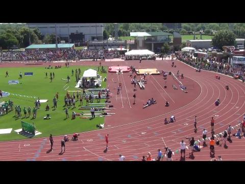 ohsaa state track meet 2014 4x800 drake