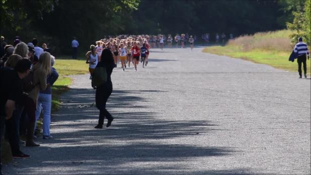 Who Won The Week Nationally For Girls? Katherine Lee 16:45 On Fast