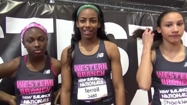 c0835de18b Western Branch Girls SHR National Record Interview Mar 11