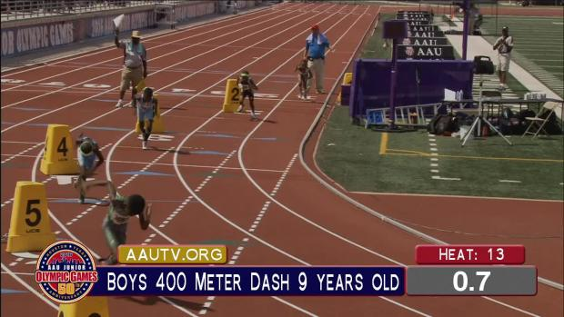 AAU Junior Olympic Games - Coverage