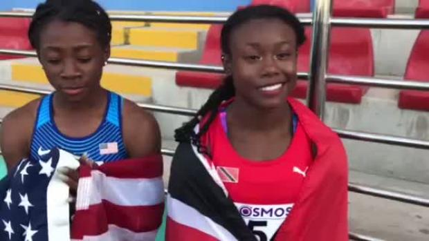 Pan American U20 Athletics Championships