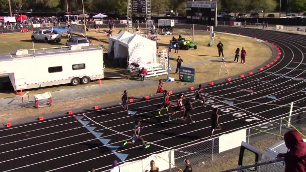 Predicting Top Boys 4x100m Relays By Classification
