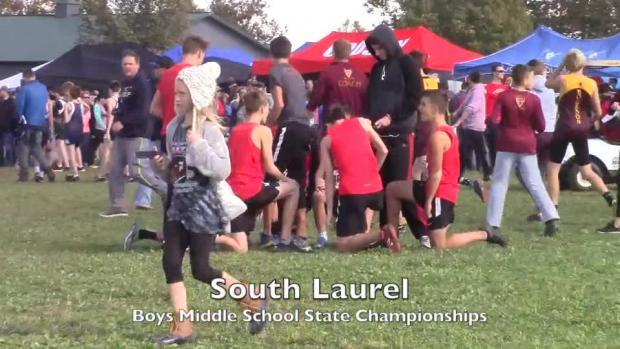 Middle School Boys Championship | KTCCCA Meet of Champions