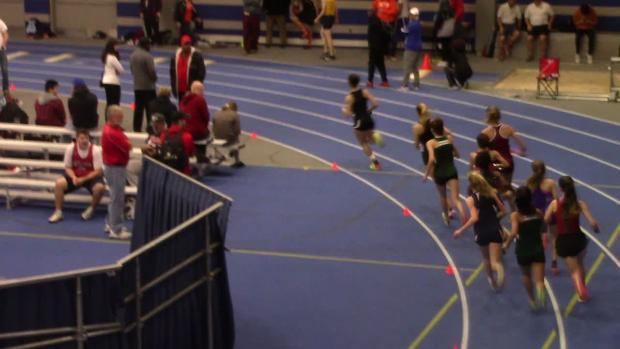 Girls 4x800 Relay Finals Section 1 Franklin Marshall High School