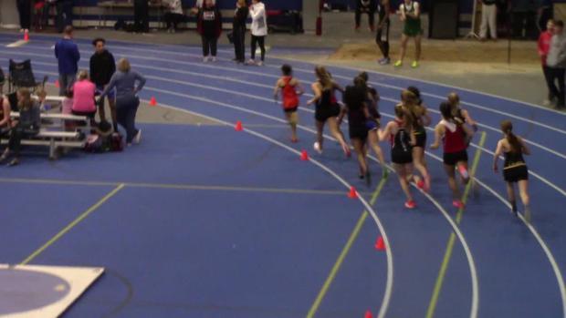 Girls 800 Finals Section 2 Franklin Marshall High School