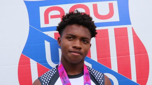 Boys 100 Finals Section 1 - 17-18 YO | AAU Junior Olympic Games