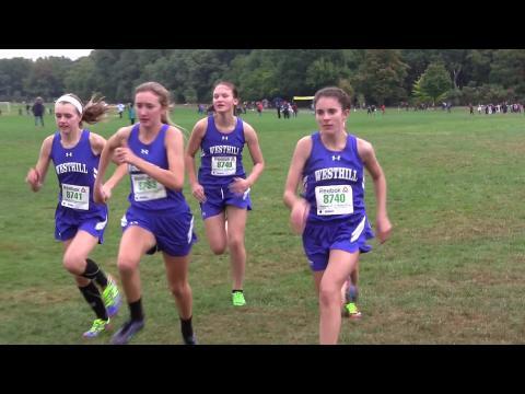 Manhattan Invite - Eastern States Girls Race | Reebok Manhattan HS Invitational